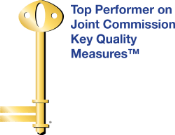 joint commission key award